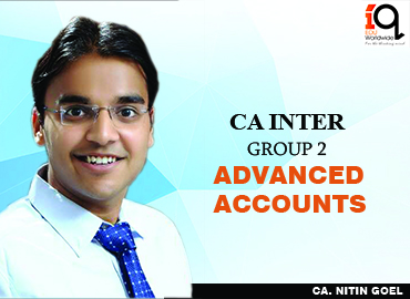 CA Inter Grp 2 Advanced Accounts - Nov 19