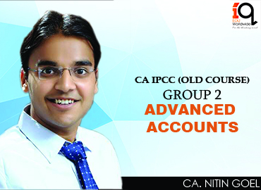 CA IPCC (Old Course) Grp 2 Advanced Accounts - Nov19