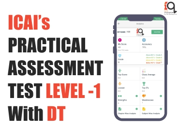 Practical Assessment Preparatory Course - Level 1 with DT