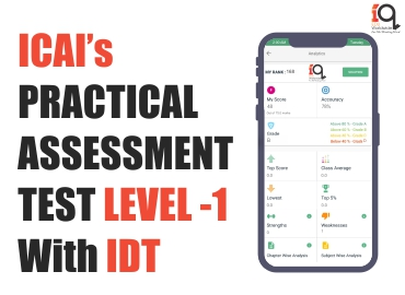 Practical Assessment Preparatory Course - Level 1 with IDT