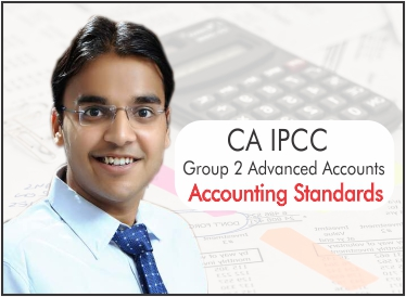 CA IPCC (Old Course) - Accounting Standards Advanced Accounts for Nov 2018