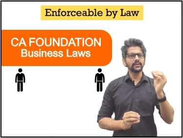 CA Foundation - Business Laws for Nov 19 and May 20