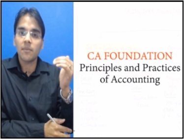 CA Foundation - Principles and Practice of Accounting for Nov 19 and May 20