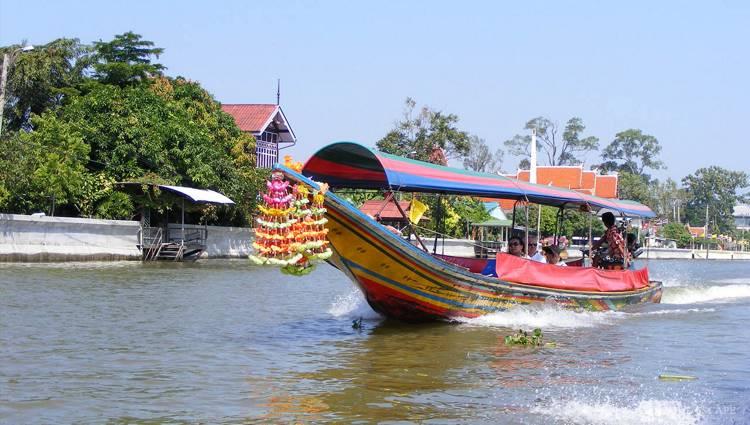 Damnoen Saduak Floating Market Tour Price