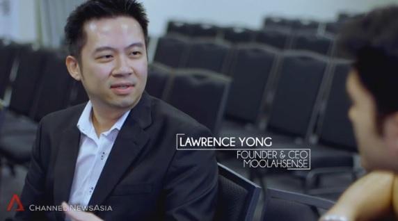 Channel NewsAsia: The Collaborative Economy - MoolahSense