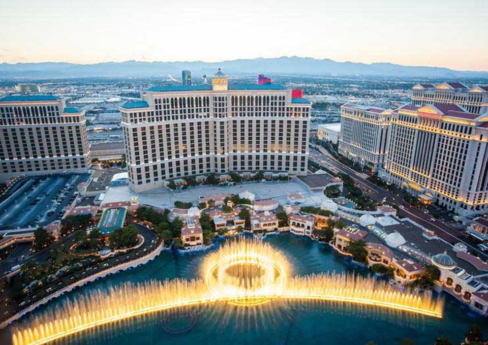 MGM Grand Casino - Las Vegas