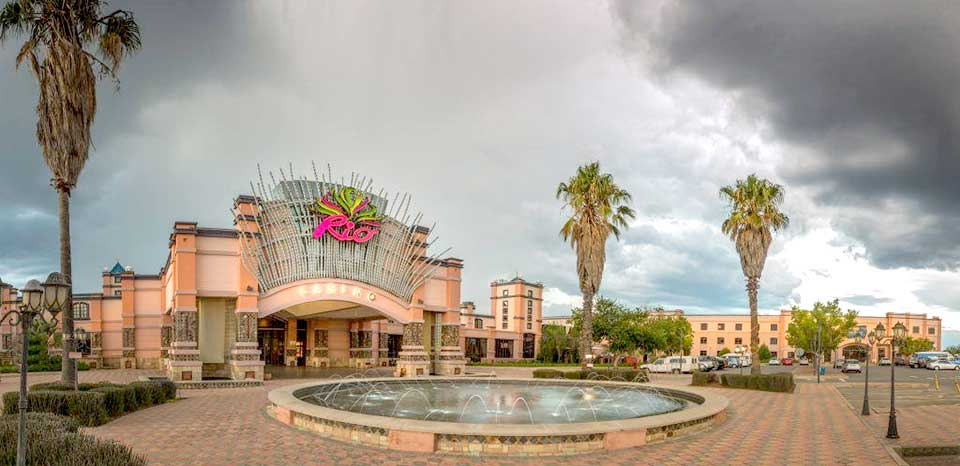 Rio Casino Resort, Klerksdorp, South Africa With 266,330 Square Feet