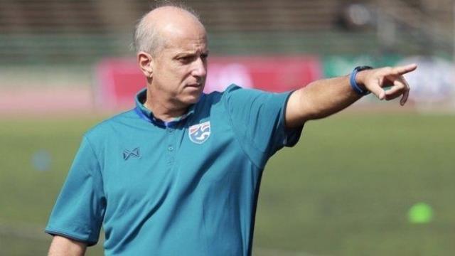 HLV Gama thận trọng trước thềm vòng loại U23 Châu Á