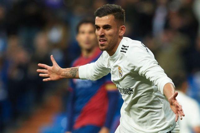 Real Madrid chuyen nhuong