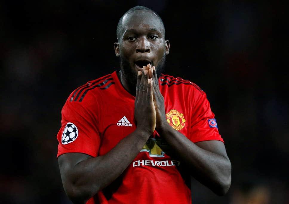 Man United Lukaku