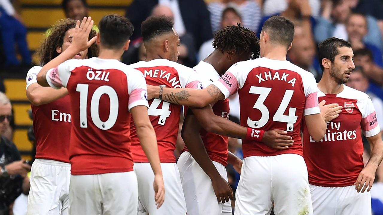 Đội hình dự kiến Arsenal