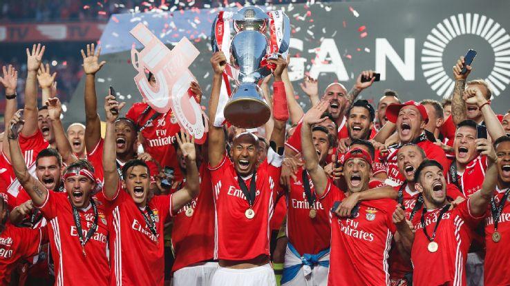 Benfica nhà vô địch Bồ Đào Nha mùa 2018 - 2019