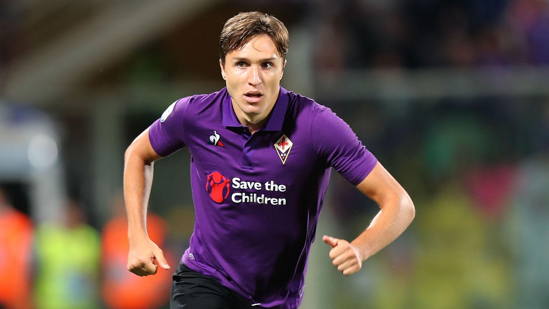 Cầu thủ tài năng Federico Chiesa