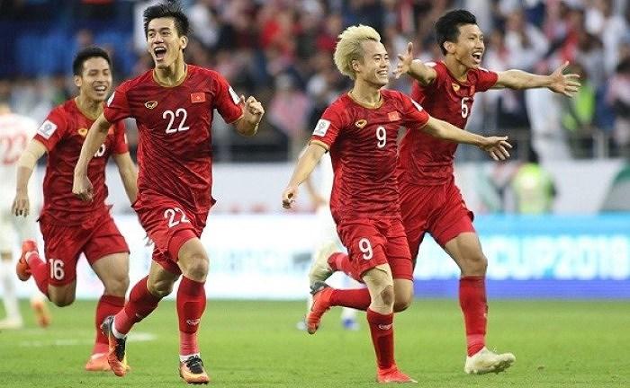 FIFA đánh giá cao ĐT Việt Nam