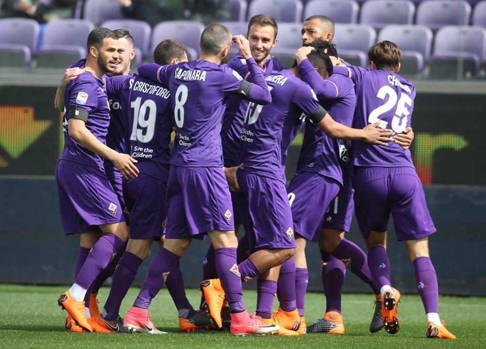 Fiorentina đang chuẩn bị cho mùa giải mới