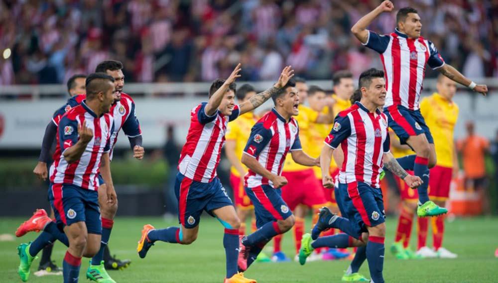 Chivas là một trong số những đội bóng giàu truyền thống nhất Mexico