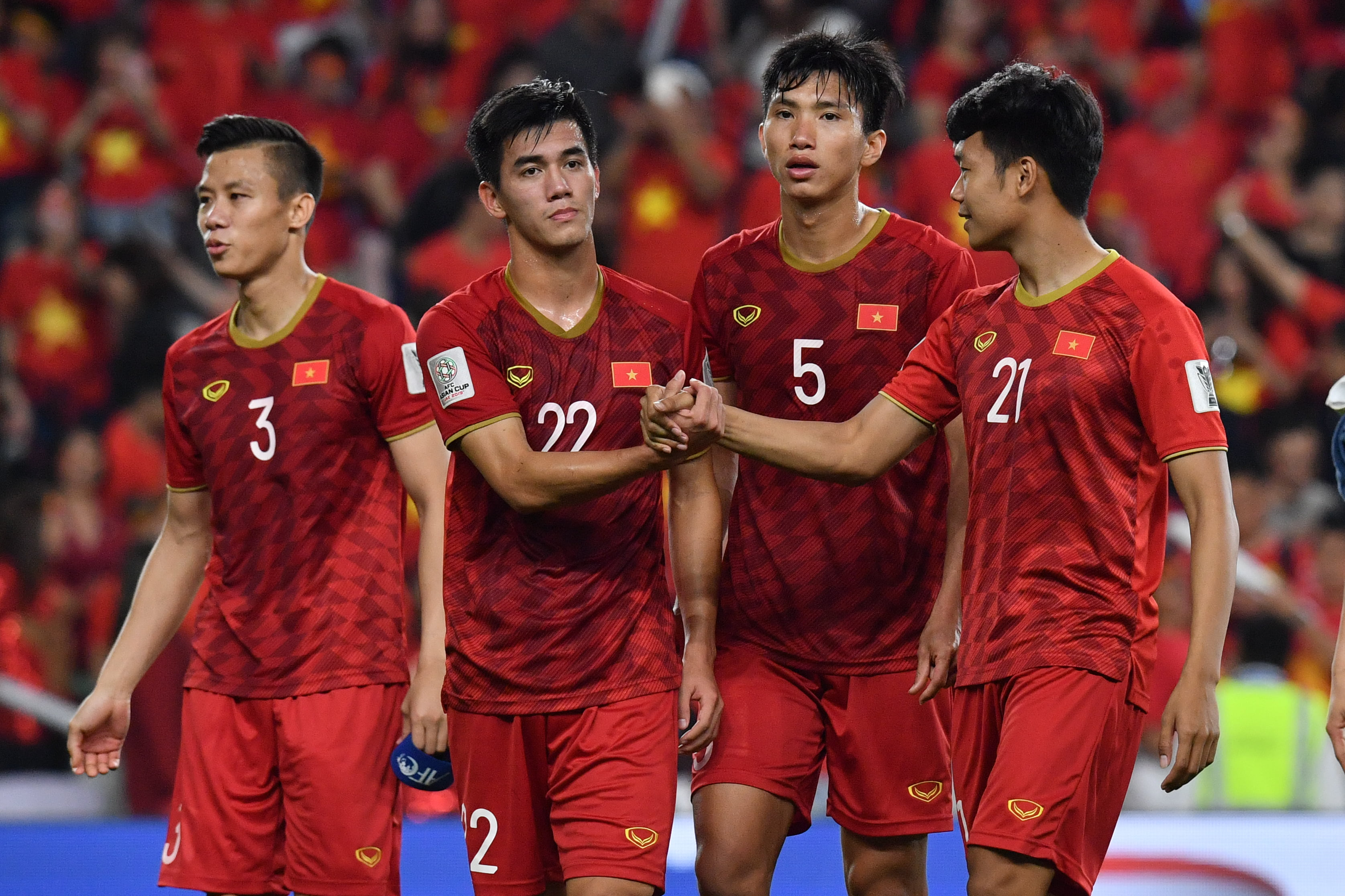 ĐT Việt Nam lọt vào tứ kết Asian Cup 2019 trên đất UAE