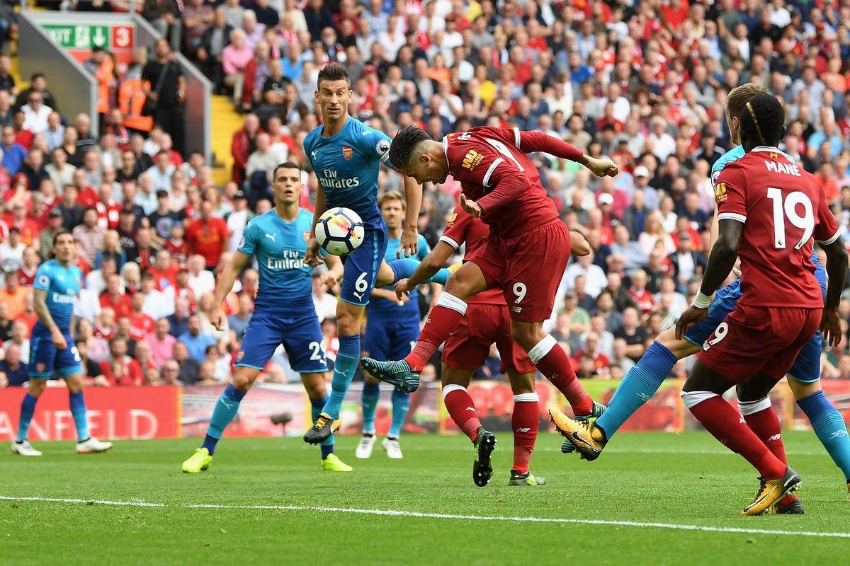 Arsenal khó lòng rời sân Anfield dù chỉ với 1 điểm