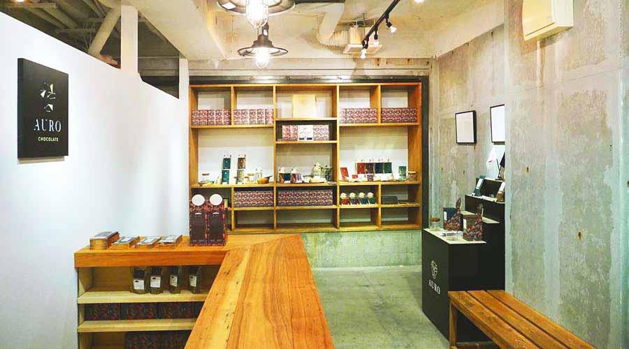 Auro Chocolate Japan Store