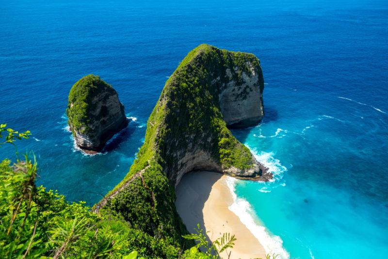 เกาะไดโนเสาร์ (Nusa penida) - เที่ยวบาหลี