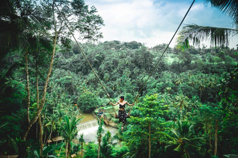 Bali Swing - เที่ยวบาหลี