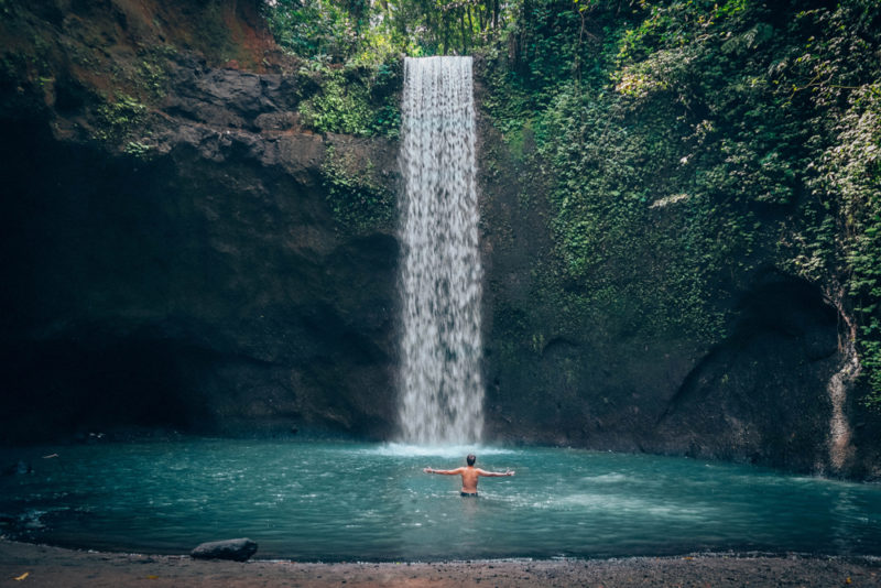 Tibumana Waterfall - เที่ยวบาหลี