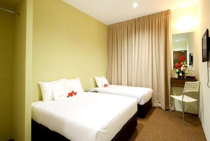 Grand ciwareng hotel
