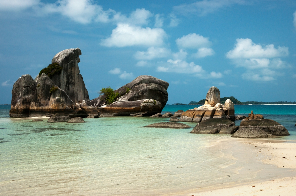 jelajah pulau di belitung