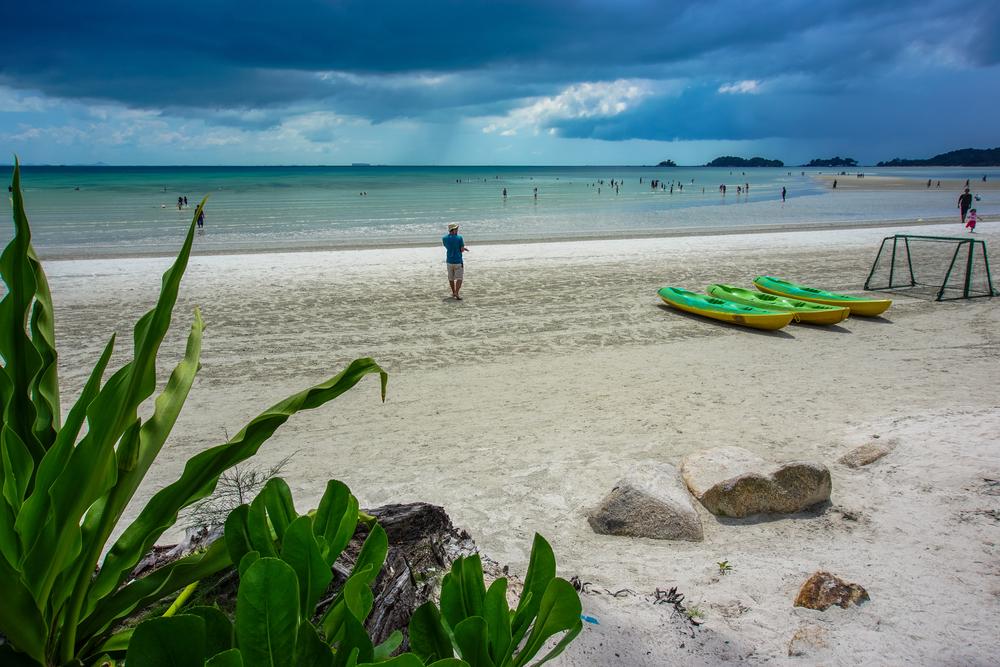 Lagoi Beach