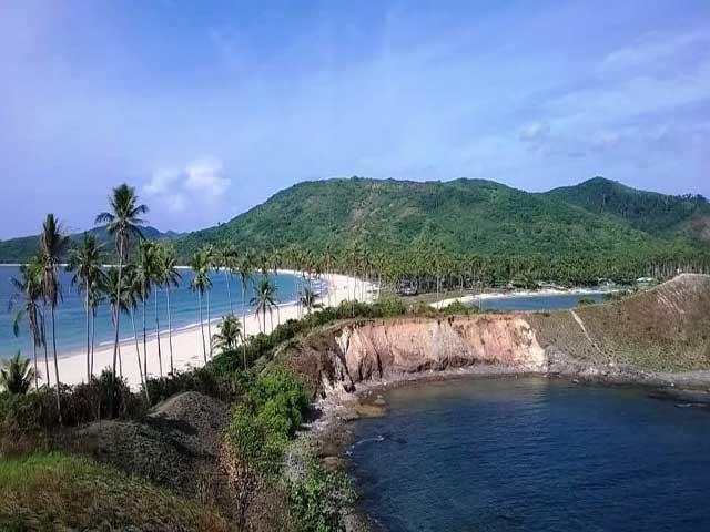 Nacpan and Calitang Beaches