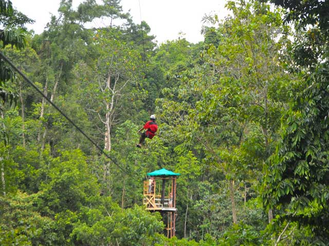 >Macahambus Adventure Park, Cave, and Gorge