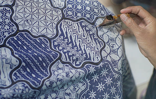 Batik in Solo (Surakata)