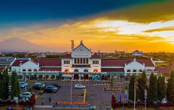 Cirebon Railway Station