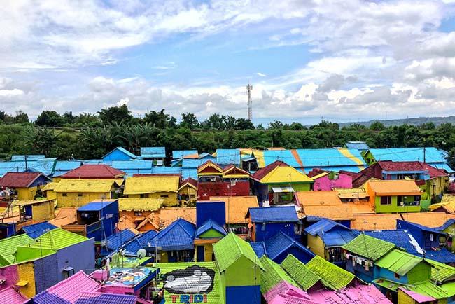 Rainbow Village Malang (Jodipan)