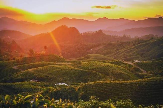Dataran Tinggi Malino Makassar