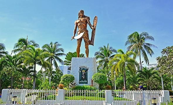 Lapu Lapu Shrine