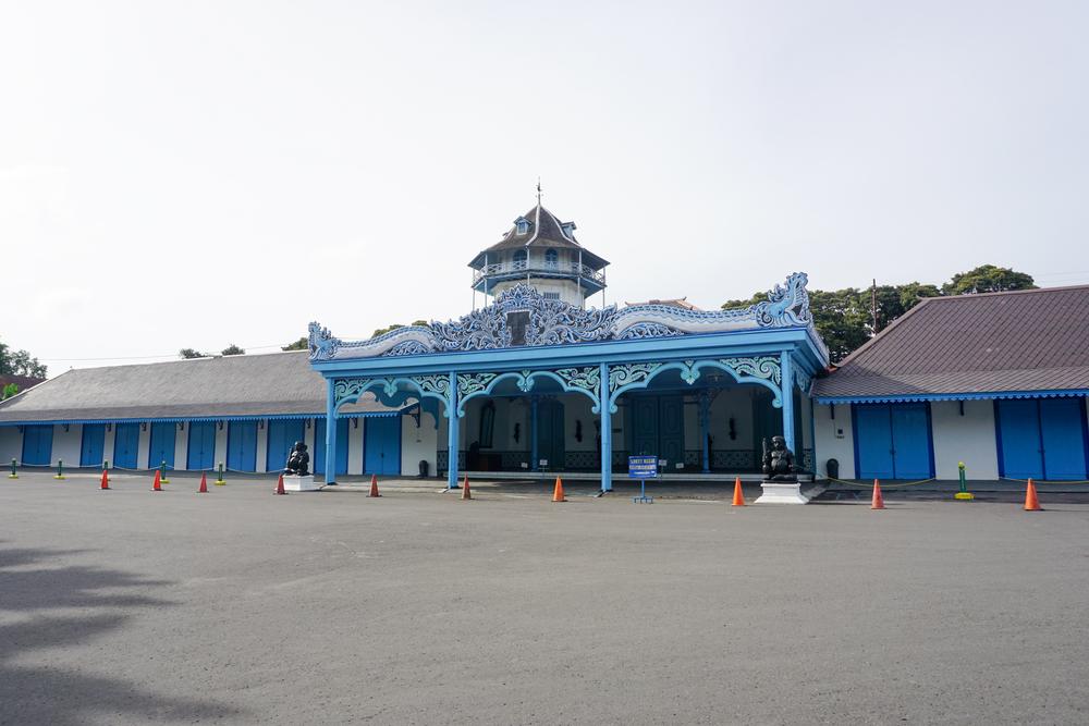 Kraton Palace Solo