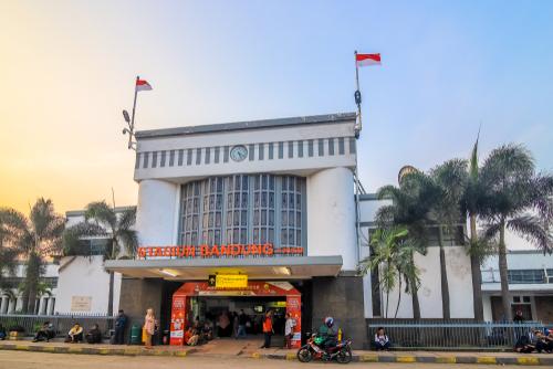 Foto Stasiun Bandung