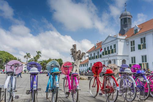 Wisata Sejarah Kota Tua Jakarta