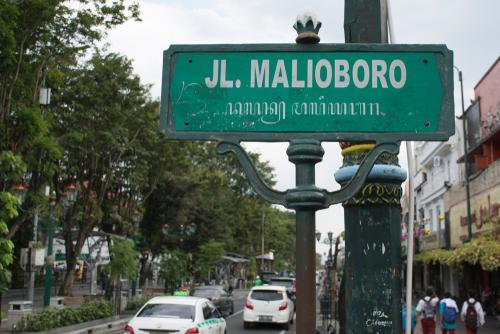 Destinasi Populer di Jogja Jalan Malioboro