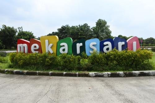 Taman Wisata Buah Mekarsari Bogor