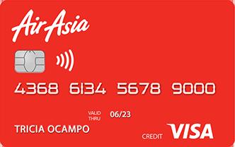 AirAsia Credit Card