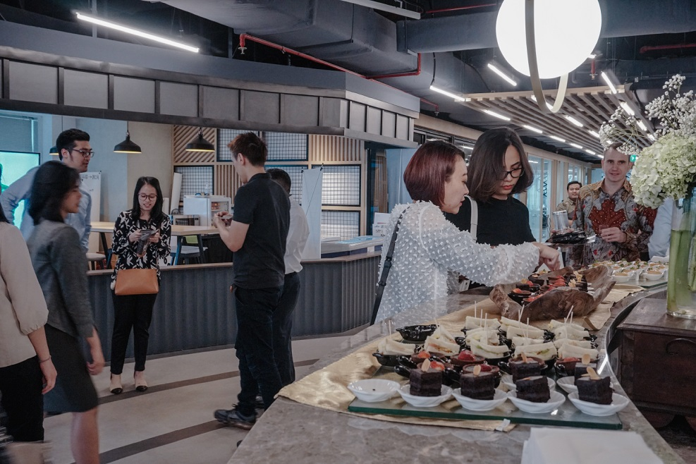 Coworking Space & Private Offices in Jakarta, Medan