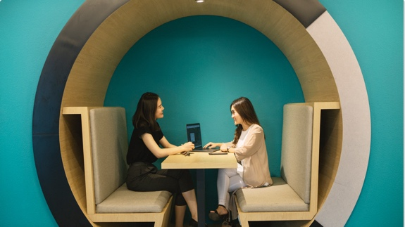 Private Offices at CoHive
