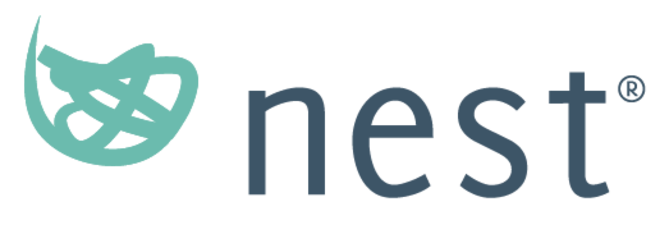 Nest logo tranparent