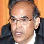 Brace for competition from fintech companies, Subbarao tells banks