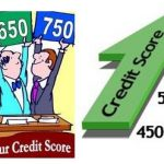 How can I raise my credit score towards 700?