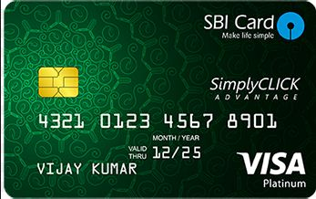 What are the benefits of SBI Credit Card?