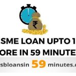 Step by step process of 59 Minutes Loan