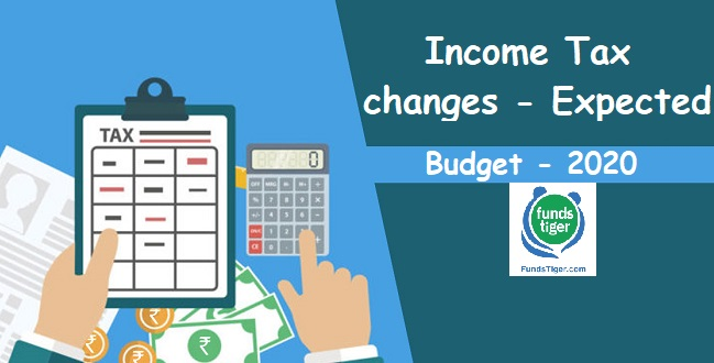 Income Tax changes expected in this year's Budget